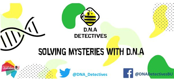 "Delivering public outreach events at BU's festival of learning and at the National Botanic Garden of Wales in collaboration with the Faculty of Media and Communication. We introduce our work at these outreach events using the concept of ""The DNA Detective"" and a series of interactive narratives. Students from the Faculty of Science and Technology help run the events and Media school students help promote the events."