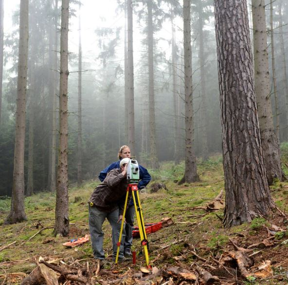 This project sets out to test the best timings and methods for optimising drone photography for mapping woodland terrain. In order to do so the terrain within woodland must also be mapped by independent means, in this case field surveying. It will use three test sites in the New Forest (deciduous, coniferous and mixed woodland). Prior to fieldwork all students will spend a day on campus be tutored on the use of advanced survey techniques, commonly used in both science and industry, including the use of differential Global Navigation Satellite Systems (GNSS, popularly known as GPS) and Total Station Theodolites (TST).